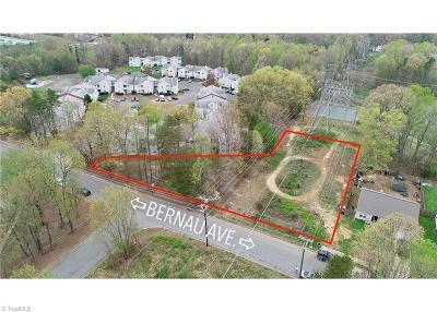 Greensboro Residential Lots & Land For Sale: 4301 Bernau Avenue