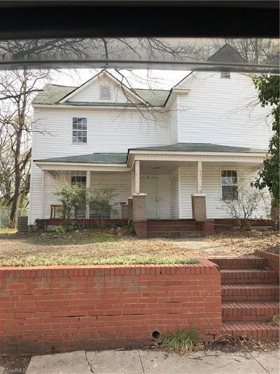 High Point Single Family Home For Sale: 421 White Oak Street