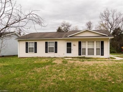 Greensboro Single Family Home Due Diligence Period: 3621 Country Ridge Road
