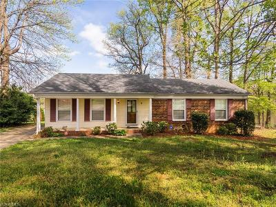 Greensboro Single Family Home Due Diligence Period: 3 Lakepoint Court