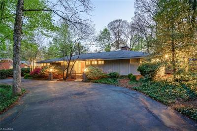 Winston Salem Single Family Home Due Diligence Period: 460 Archer Road