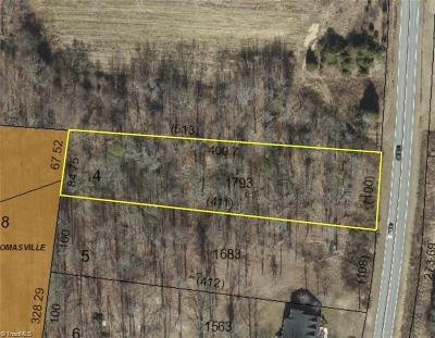 Thomasville Residential Lots & Land For Sale: Lot 4 Joe Moore Road
