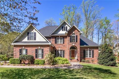 Statesville Single Family Home For Sale: 416 Gleneagles Road W