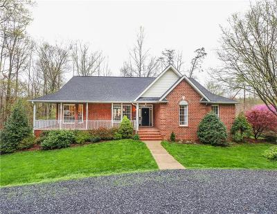 Rockingham County Single Family Home Due Diligence Period: 525 Hilton Road