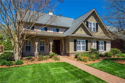 Winston Salem Single Family Home For Sale: 2640 Arbor Place Court