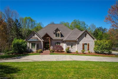 Lewisville NC Single Family Home For Sale: $740,000