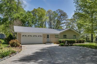 Winston Salem, Clemmons, Lewisville Single Family Home For Sale: 171 Hoots Drive