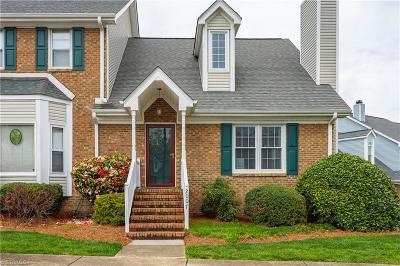 Greensboro Condo/Townhouse Due Diligence Period: 2007 Hearthwood Court