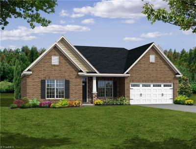 High Point Single Family Home For Sale: 2834 Fallin Court