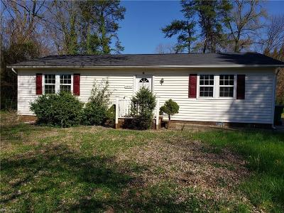 High Point Single Family Home For Sale: 3910 Kim Drive