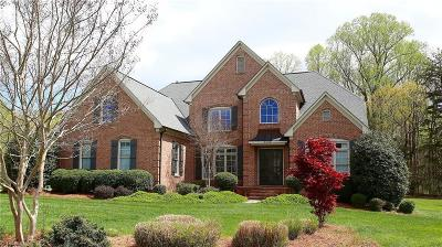 Guilford County Single Family Home For Sale: 5600 Monk Court