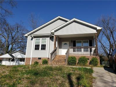 High Point Single Family Home For Sale: 815 Mobile Street