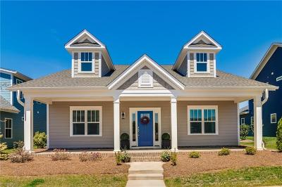 Kernersville Single Family Home For Sale: 1780 Eastover Drive