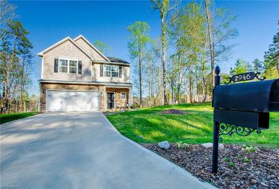 Randleman Single Family Home For Sale: 2946 Mimosa Court