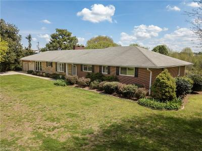 Winston Salem NC Single Family Home Due Diligence Period: $324,900