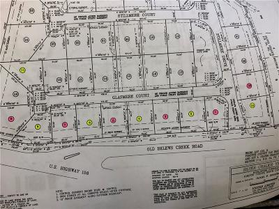 Winston Salem Residential Lots & Land For Sale: 155 Glasmere Court