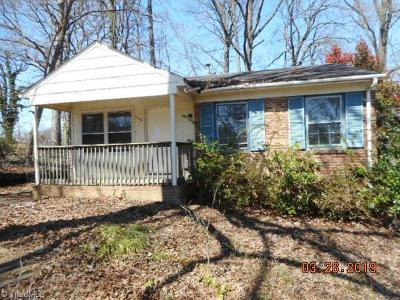 High Point Single Family Home For Sale: 1503 Graves Avenue