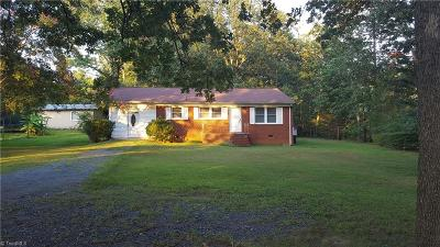 Randleman Single Family Home Due Diligence Period: 2972 Forest Park Drive