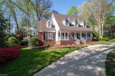Greensboro Single Family Home For Sale: 3204 Cabarrus Drive