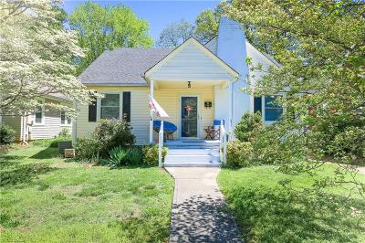 Ardmore Single Family Home For Sale: 631 Irving Street