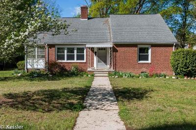 Alamance County Single Family Home Due Diligence Period: 1542 Granville Street