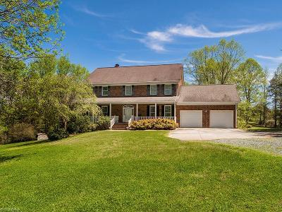 Alamance County Single Family Home For Sale: 3765 Osceola Road