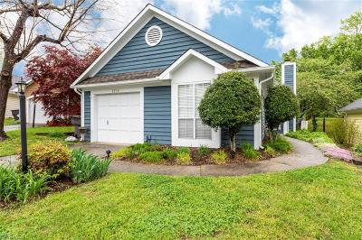 High Point Single Family Home Due Diligence Period: 3214 Pipers Way