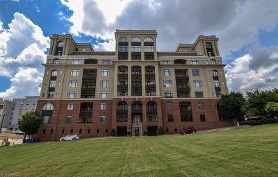 Winston Salem Condo/Townhouse For Sale: 1 Park Vista Lane #610