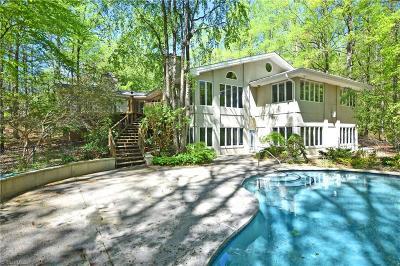 Winston Salem Single Family Home For Sale: 3800 Ryan Way