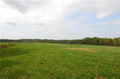 Davie County Residential Lots & Land For Sale: Tennyson Lane
