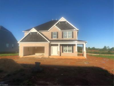 Alamance County Single Family Home For Sale: 338 Brinkley Circle