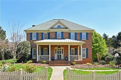 Winston Salem Single Family Home For Sale: 3381 Sally Kirk Road