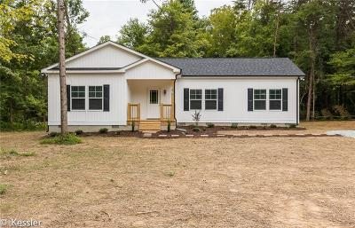 Alamance County Single Family Home For Sale: 1470 Townbranch Road