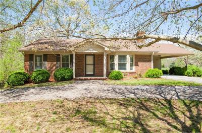 Summerfield Single Family Home For Sale: 7123 Strawberry Road