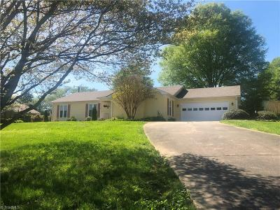 Clemmons Single Family Home For Sale: 1447 S Peace Haven Road