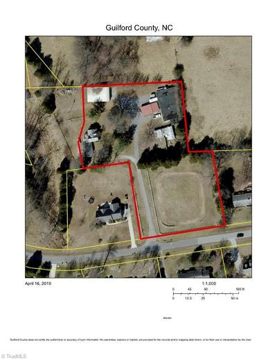 Greensboro Commercial For Sale: 3502 Brookfield Drive