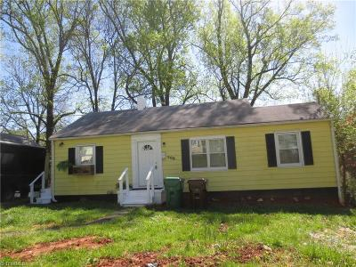 High Point Single Family Home For Sale: 506 Player Drive
