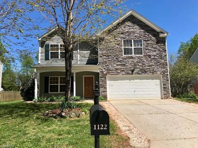 Alamance County Single Family Home For Sale: 1122 Birkdale Drive