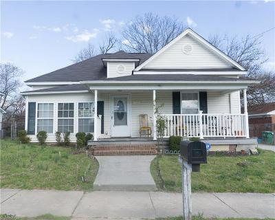 High Point Single Family Home For Sale: 713 Park Street