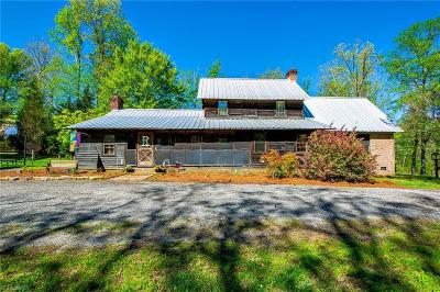 Asheboro Single Family Home For Sale: 2046 Nc Highway 49