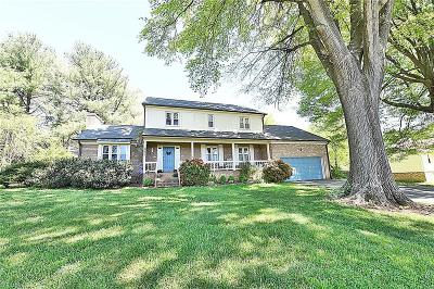 Pfafftown Single Family Home For Sale: 4650 Duffer Lane