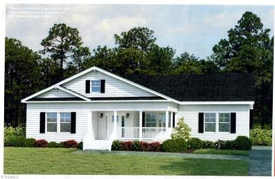Alamance County Single Family Home For Sale: Lot 1 Townbranch Road