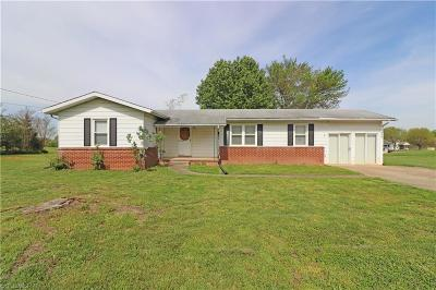 East Bend Single Family Home For Sale: 2845 Nebo Road