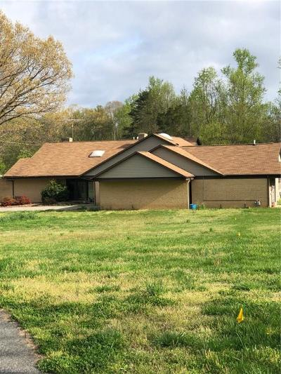 Single Family Home For Sale: 620 Anderson Road