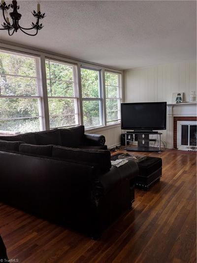 Greensboro Single Family Home For Sale: 709 W Wendover Avenue
