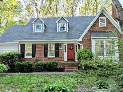 Kernersville Single Family Home For Sale: 1680 Kerner Road