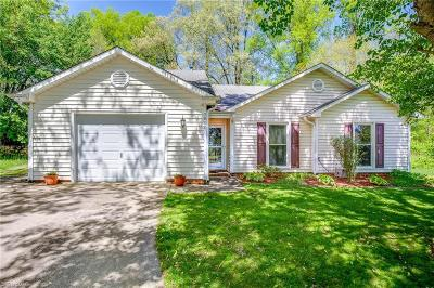 Greensboro Single Family Home Due Diligence Period: 2800 Old Scotney Court