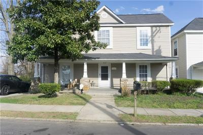 High Point Single Family Home For Sale: 709 Park Street