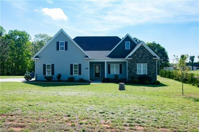 Rockingham County Single Family Home For Sale: 105 Gideons Mill Road
