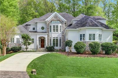 Greensboro Single Family Home For Sale: 4 Rosebay Circle